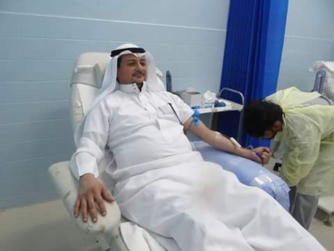 حملة التبرع بالدم وزارة العمل (7)