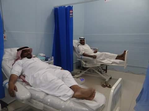 حملة التبرع بالدم وزارة العمل (8)