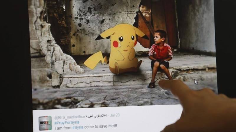 حملة بالبوكيمون من أجل سوريا (7)