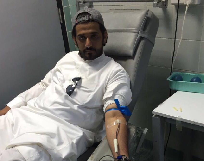 حملة تبرع بالدم بتهامة (1)