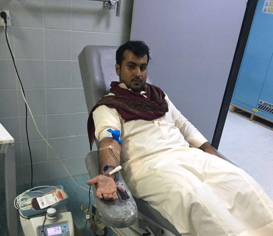 حملة تبرع بالدم بتهامة (2)