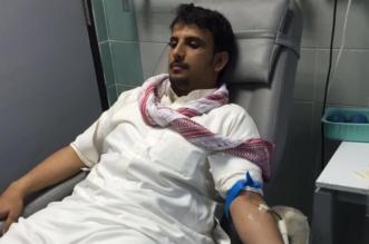 حملة للتبرع بالدم لمرابطي الحد الجنوبي بشعف تهامة - المواطن