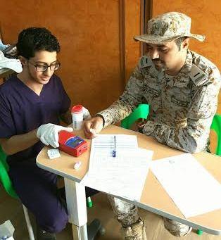 حملة للتبرع بالدم بمستشفى أحد المسارحة (5)