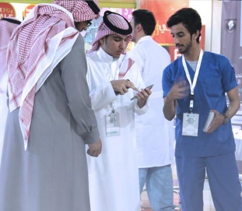 حملة هبني حياة تفعل في مراكز الرياض التجارية (1)