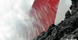 شاهد.. لقطات مذهلة لتفاعلٍ قوي بين الحمم البركانية ومياه المحيط - المواطن