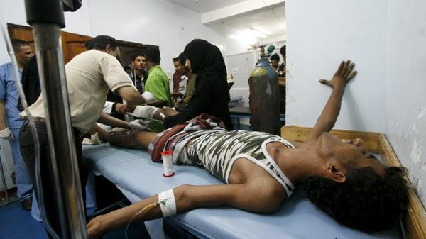 """""""تنسيقي المقاومة"""" يتهم ميليشيات الحوثي بإعدام الجرحى بتعز - المواطن"""
