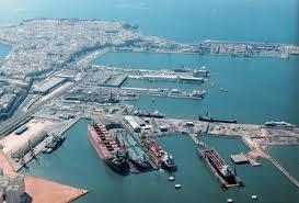 حوض بناء السفن في قادش
