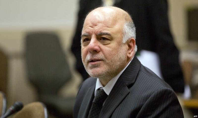حيدر العبادي رئيس وزرا ء العراق