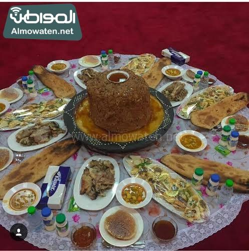 حين يمتزج التراث الجنوبي بفرحة العيد والأكلات الشعبية (722932263) 
