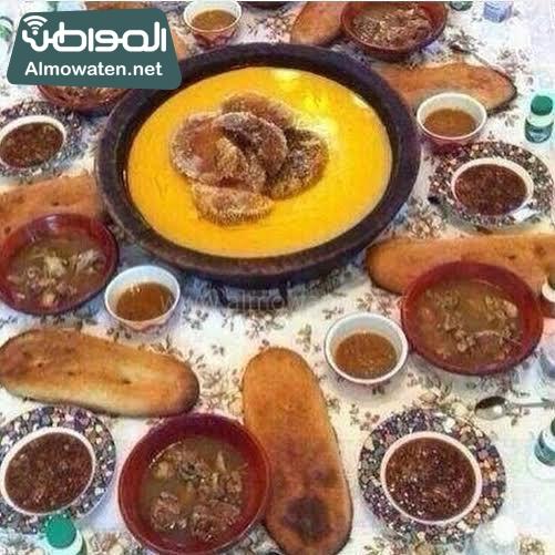 حين يمتزج التراث الجنوبي بفرحة العيد والأكلات الشعبية (722932264) 