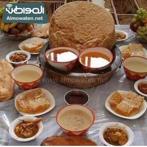 حين يمتزج التراث الجنوبي بفرحة العيد والأكلات الشعبية (722932265) 
