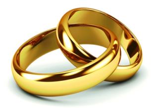 خاتم دبلة زواج