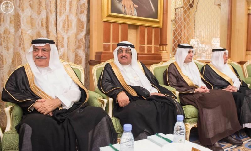 خادم-الحرمين-الشريفين مع رئيس جمهورية الصومال