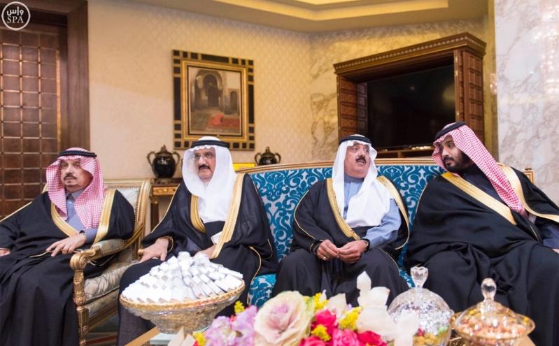 خادم الحرمين الشريفين يجتمع مع رئيس وزراء باكستان2
