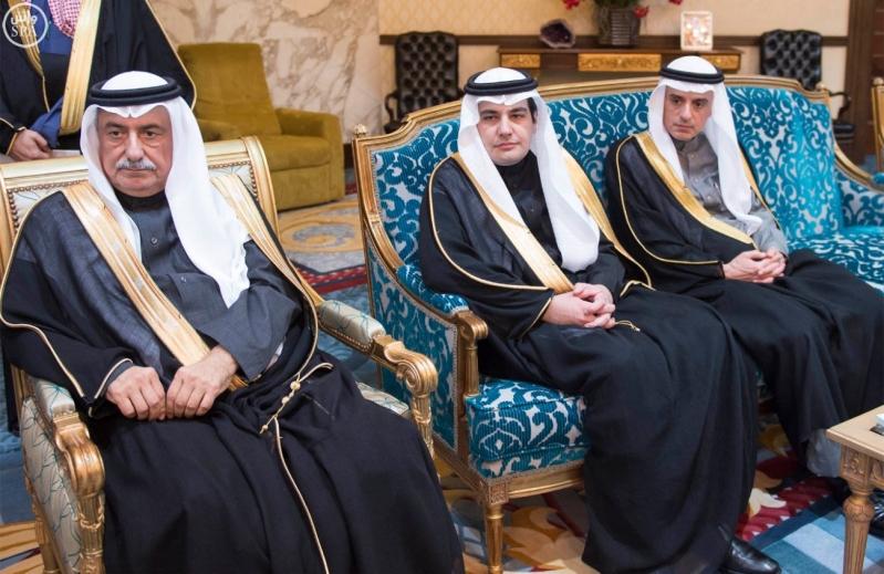 خادم الحرمين الشريفين يجتمع مع رئيس وزراء باكستان3