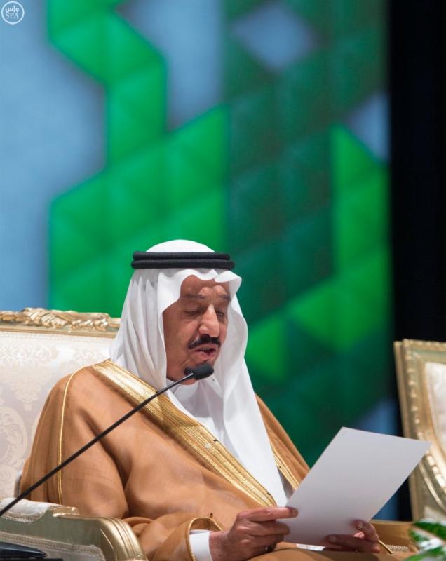 خادم الحرمين الشريفين يرعى احتفال جامعة الملك عبدالعزيز10