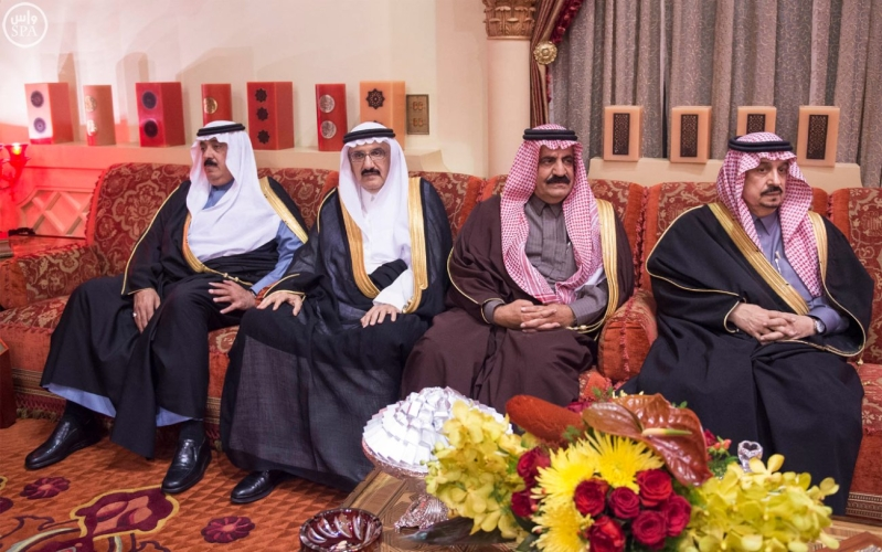 خادم الحرمين الشريفين يستقبل رئيس الوزراء الباكستاني7