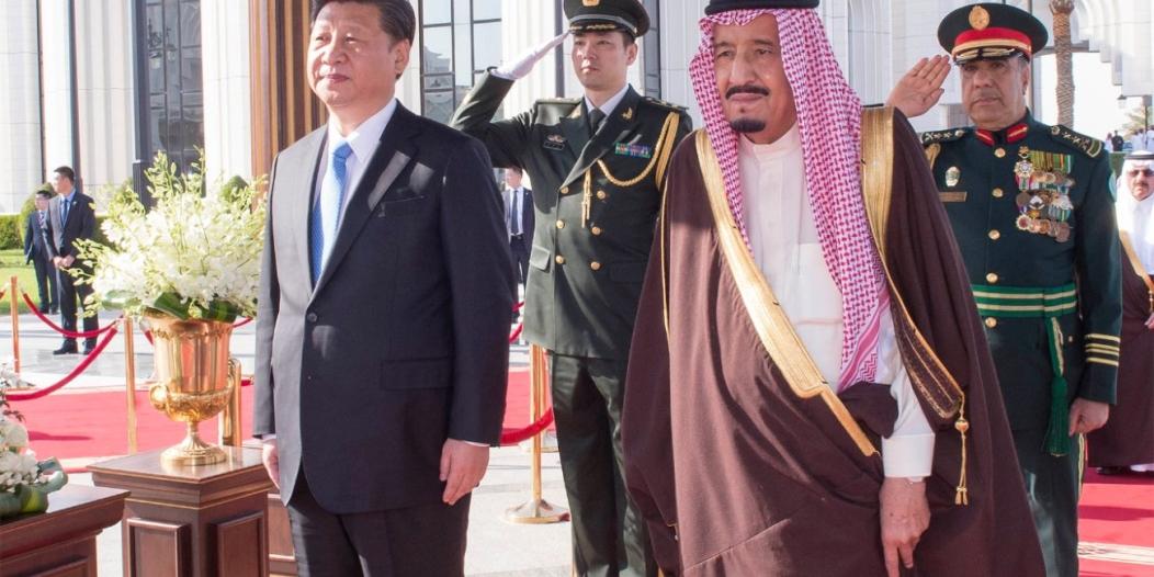 بيان سعودي صيني مشترك في 6 مجالات.. ودعوة للملك بزيارة للصين