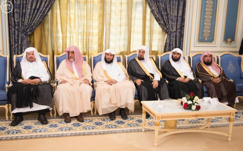 خادم الحرمين الشريفين يستقبل رئيس جمهورية جيبوتي 11