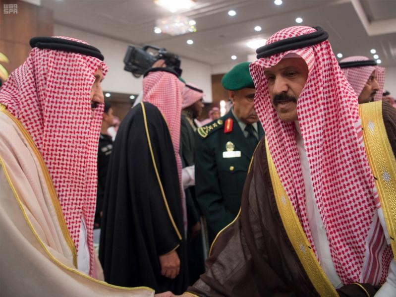 خادم الحرمين الشريفين يشرف حفل الاستقبال بإمارة المنطقة الشرقية 30
