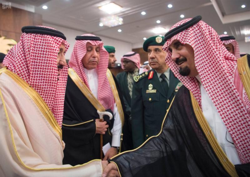 خادم الحرمين الشريفين يشرف حفل الاستقبال بإمارة المنطقة الشرقية 37