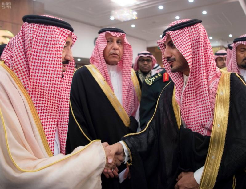 خادم الحرمين الشريفين يشرف حفل الاستقبال بإمارة المنطقة الشرقية 38