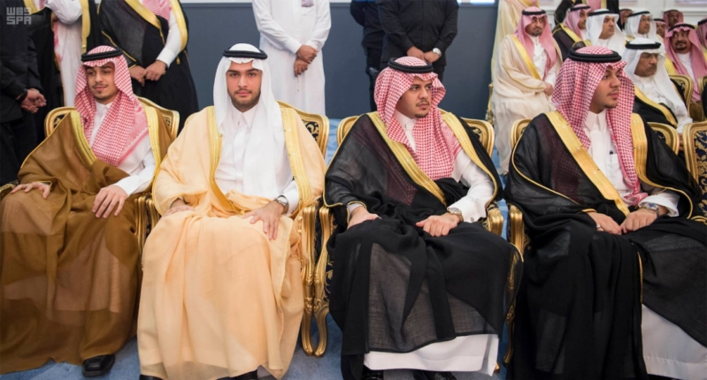 خادم الحرمين الشريفين يشرف حفل الاستقبال بإمارة المنطقة الشرقية 98