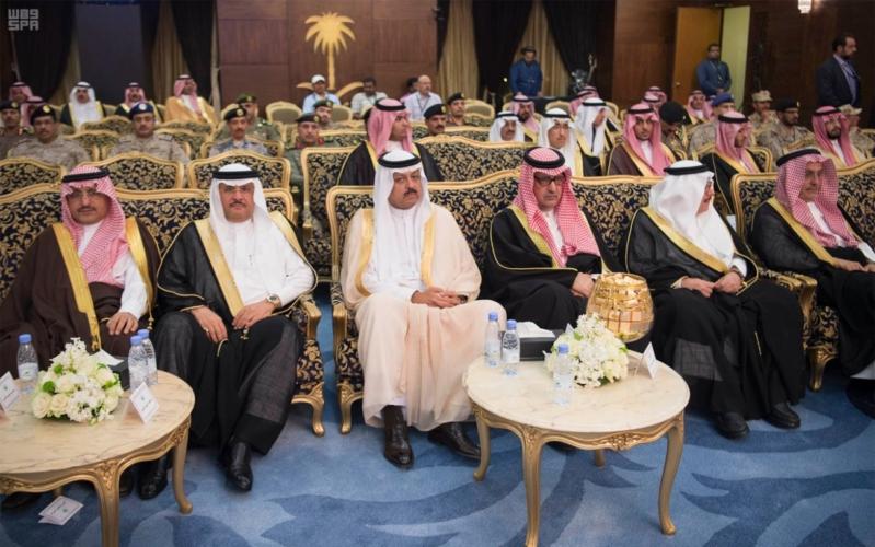 خادم الحرمين الشريفين يشرف حفل الاستقبال بإمارة المنطقة الشرقية 988