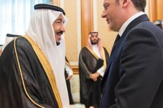 #خادم_الحرمين يبحث مع رئيس وزراء #إيطاليا آخر التطورات إقليمياً ودولياً - المواطن