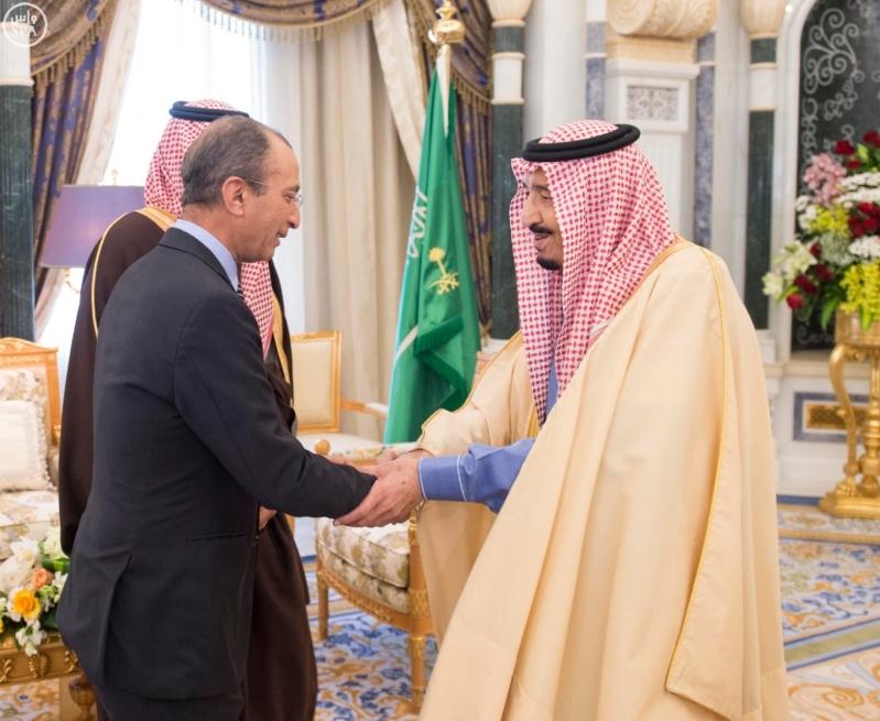 خادم الحرمين يتلقى رسالة من ملك المغرب2