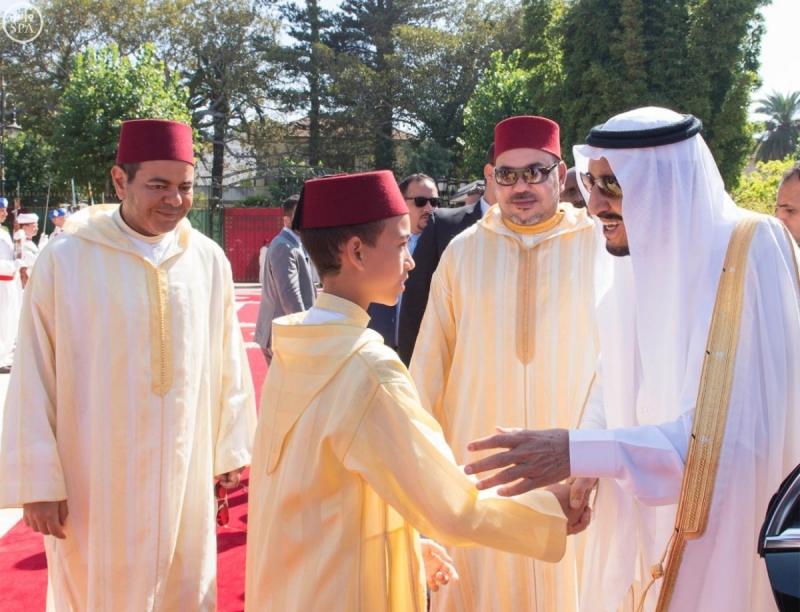 خادم الحرمين يحضر حفل الشباب