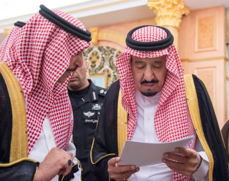 خادم الحرمين يرأس الاجتماع الخامس لمجلس أمناء مكتبة (34669057) 