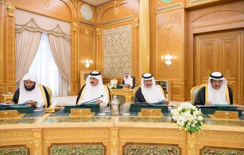 خادم الحرمين يرأس جلسة مجلس الوزار.jpg1.jpg10