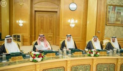 خادم الحرمين يرأس جلسة مجلس الوزراء8