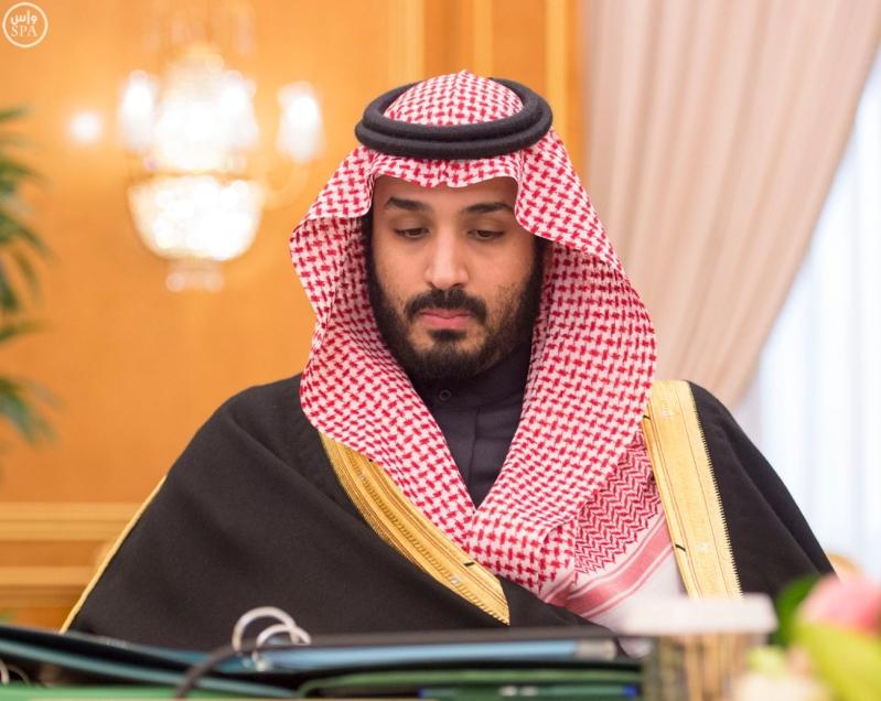 خادم الحرمين يرأس مجلس الوزراء32