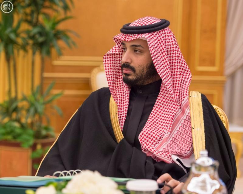 خادم الحرمين يرأس مجلس الوزراء6