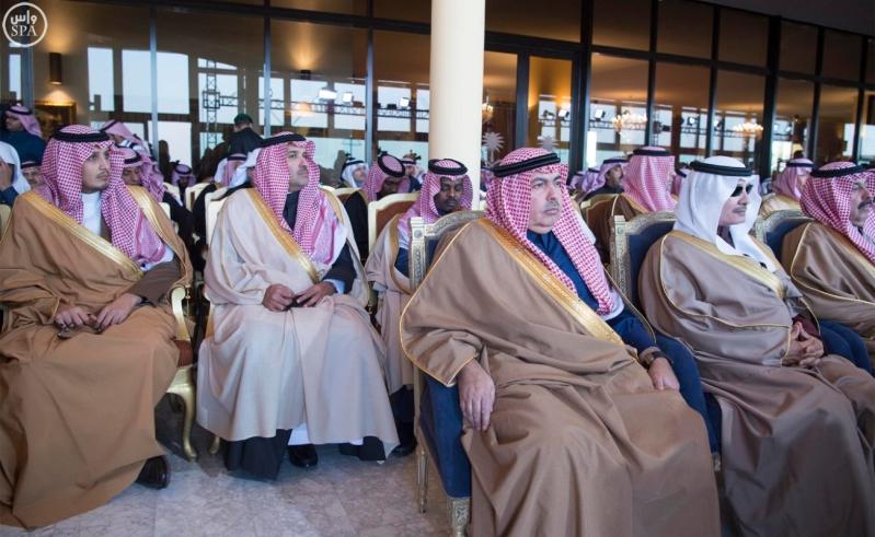 خادم الحرمين يرعى انطلاق المهرجان الثقافي18