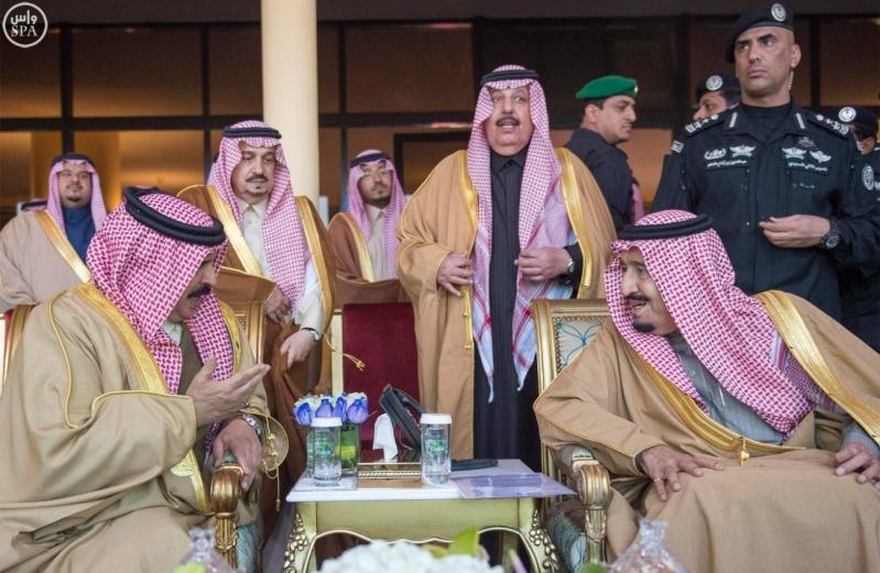 خادم الحرمين يرعى انطلاق المهرجان الثقافي4