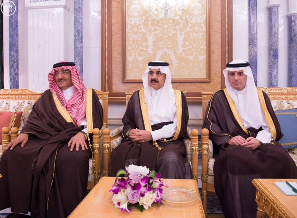 خادم الحرمين يستقبل سفير إيطاليا لدى المملكة3
