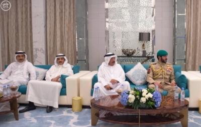 #خادم_الحرمين يستقبل ملك البحرين6