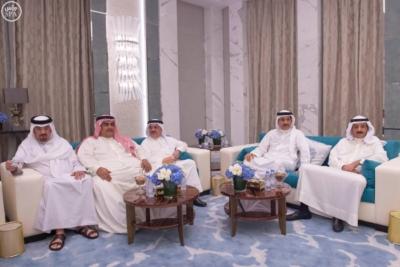 #خادم_الحرمين يستقبل ملك البحرين7