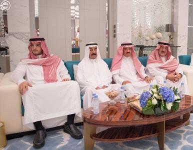#خادم_الحرمين يستقبل ملك البحرين9