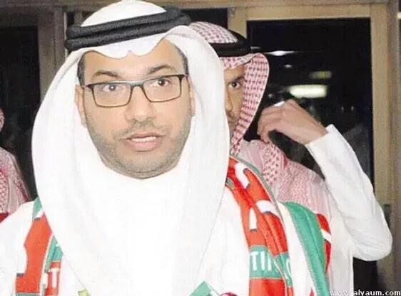 خالد الدبل رئيس الاتفاق