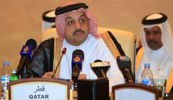 خالد-العطية-وزير-خارجية-قطر