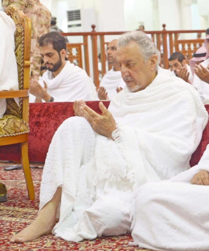 خالد الفيصل حج