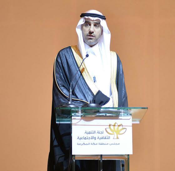 خالد الفيصل في ورشة للتنمية5