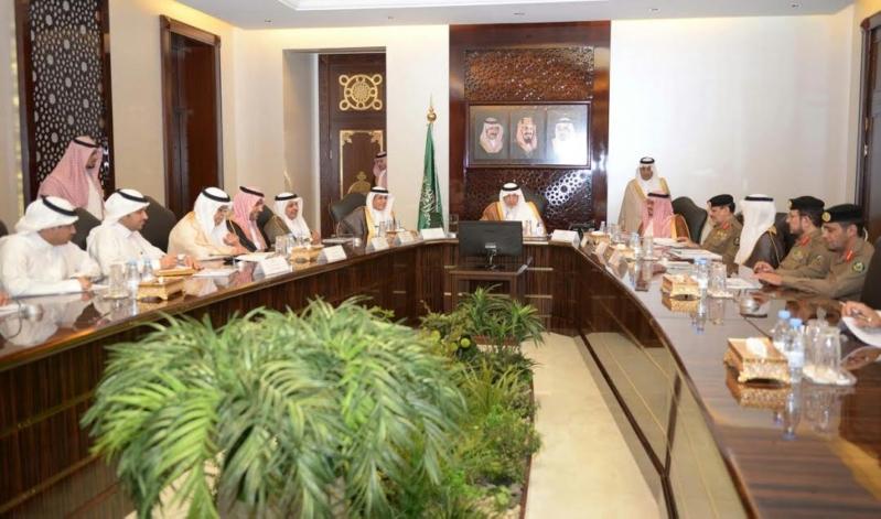 خالد الفيصل لجنة الحج
