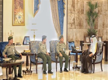 خالد الفيصل واللواء اليحيى2
