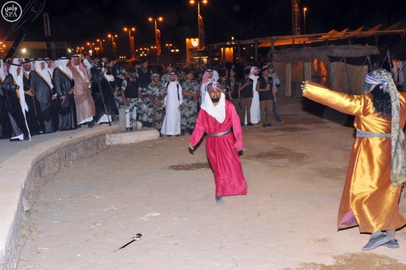 خالد الفيصل يفتتح سوق عكاظ (34931202) 