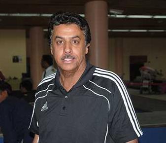 خالد المعجل مديراً للفريق الأول لكرة القدم بالنادي